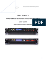 LineaResearch-44M 48M Series User Guide