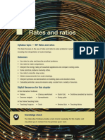 Chapter 1 - Rates and Ratios