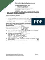 Varianta 5 - Subiecte informatica intensiv Pascal Bacalaureat 2008