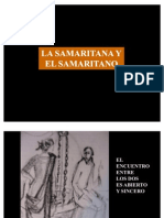la samaritana y el samaritano