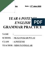 YEAR 6 GRAMMAR PRACTICE.docx