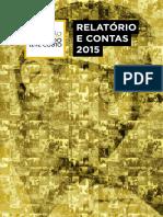 Fundação FLC - Relatório Anual de Actividades 2015