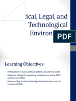Theme-2-Political, Legal, And Technological Environment