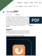 7 Metasploit _ Penetration test