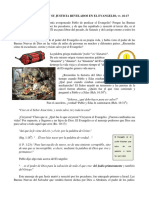 EL PODER DE DIOS Y SU JUSTICIA REVELADOS EN EL EVANGELIO vv. 16-17