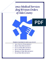 Ada Co (Boise, ID) Protocols 2010