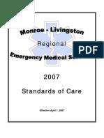 Jackson Co (OR) Protocols (2007)