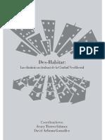 Des-habitar las (trabas) dinámicas de la ciudad neoliberal Libro final