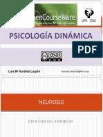Cuadro sinóptico de las neurosis