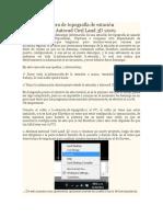 Descargar cartera de topografía de estación directamente a Autocad Civil Land 3D 2009
