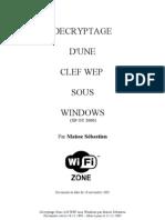 Guide de piratage d'un reseau WIFI