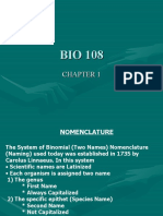Chapter 1 - Introduction to Microbiology