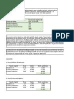Ejercicio P9-15 Gestion Financiera Guia 4