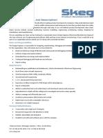 Design Engineer Job Description Responsibilities