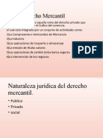 TRILOGIA DEL DERECHO MERCANTIL clase 2