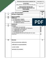 procedure modalités selection des delegués du personnel younes