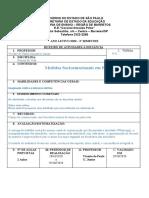 Relatório de atividade docente_Almeida_Projeto de vida_9C