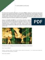 O que é a Matrix.pdf
