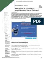 Vue d'ensemble du contrôle de l'Assistant Windows Forms (Assistant).pdf