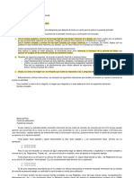 Instrucciones adicionales actividades Unidad 2 y sus rubricas.