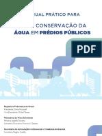 2014 Manual Pratico para Uso  e Conservacao da agua em predios publicos(1)