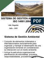 02.- Sistema de Gestión Ambiental de Antamina - ISO 14001