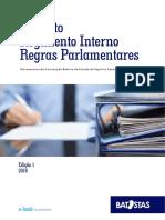 Estatuto Regimento RegrasParlamentares CBEES