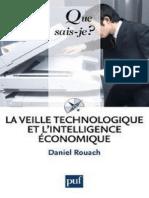1705-La veille technologique et l'intelligence économique - Rouach Daniel.pdf