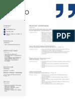 elijah cedillo resume pdf scribd