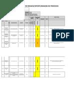 REG SGC R35 Matriz de Riesgos y oportunidades de Procesos