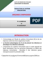 1..Organes lymphoidesVF