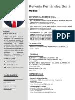 modelo de HOJA DE VIDA - KEIWUIS FERNANDEZ 2020