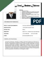 modelo de HOJA DE VIDA DARWIN JIMENEZ