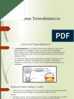 Sistema y Principios Termodinámicos