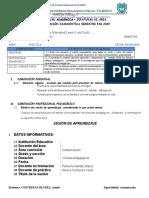 EVALUACION DIAGNOSTICA  2020 PRÁCTICA