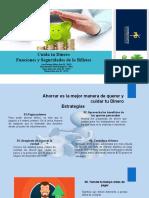 Diapositivas Macro Seguridad y Manejo del Dinero