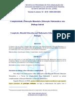 ENCONTRO 4 (TO1) - Complexidade, Educação Bimodal e Educação Matemática