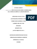 INFORME DE ACTIVIDAD 3 DE LEGISLACION COMERCIAL