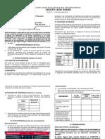 Guía de Estadística Grado 6°