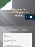 General IELTS Speaking Part 1.pptx
