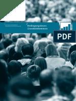 Studie der Gesellschaft für Angewandte Wirtschaftsforschung zum BGE