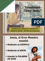 2 Enseñando como Jesús