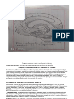 ESTUDIO DE CASO SISTEMA NERVIOSO AUTONOMO enfermedad de Alzheimer