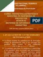 CLASE DE MARKETING 02 SESION