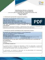 Guía del componente práctico virtual de física general - Tarea 4- (1)