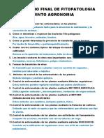 Laboratorio Final de Fitopatologia. Marroquin Reyes