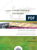 Food Safe Non-Toxic PVC n PU Conveyor Belts Technical Data-HIC Universal.pdf
