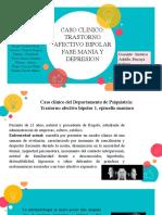 CASO CLINICO- PSICOPATOLOGIA.pptx