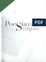 Flora Sussekind - Estratégia Narrativa e Forma Poética Em Drummond