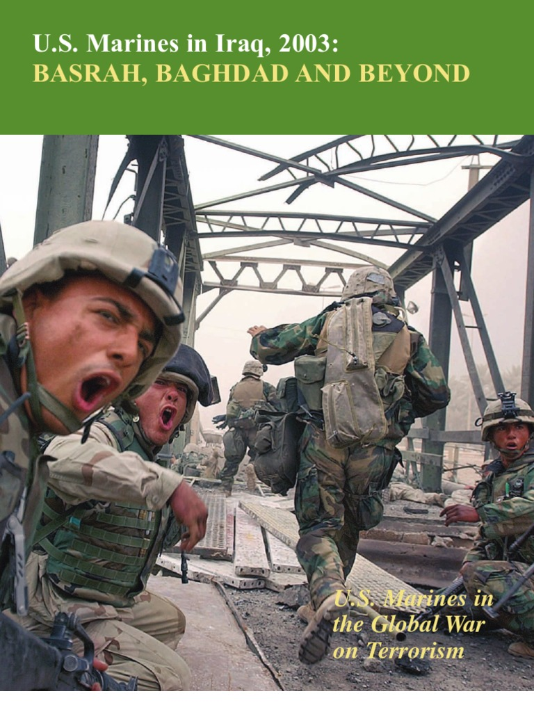 military resume examples infantry%0A U S  Marines in Iraq      Basrah  Baghdad and Beyond   United States Marine  Corps   United States Central Command